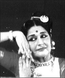 La danse Indienne Art20