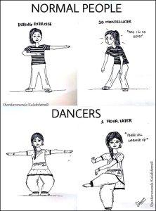 Dance Cartoons