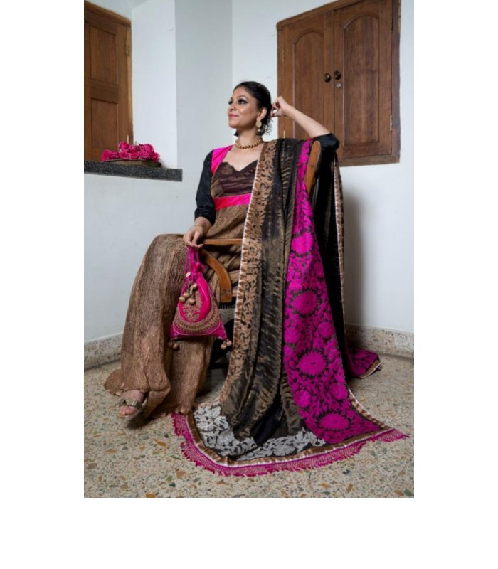 Madhu Nataraj modeling for Latha Puttanna