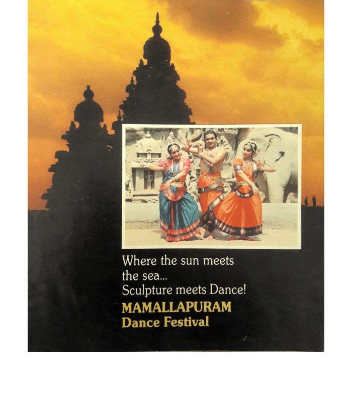 From the album of ABHAI'S first Mamallapuram National Art Festival, 1992