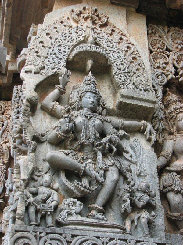 Hoysaleshwara temple, Halebid, Karnataka